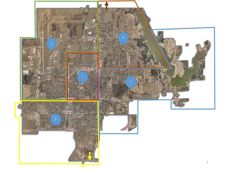 Ponca City broadband map 2021